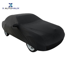X Autohaux 490*180*160 см 3XL черный дышащий Открытый водонепроницаемый пылезащитный Дождь Снег анти УФ тепло покрытие автомобиля внешние автомобильные чехлы