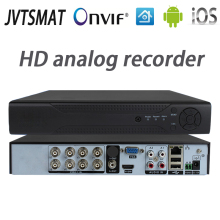 jvtsmart AHD DVR 4Channel 8Channel Video Recorder 5in1 CCTV CVI TVI Analog IP Hybrid Security 1080P 1080n NVR 4CH 8CH xm