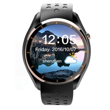 Neue I3 Smart Watch Phone 3G GPS WIFI Google jetzt Android 5,1 MTK6580 Quad Core 1,3 GHz Bluetooth 4,0 512 MB RAM 4 GB ROM Smartwatch