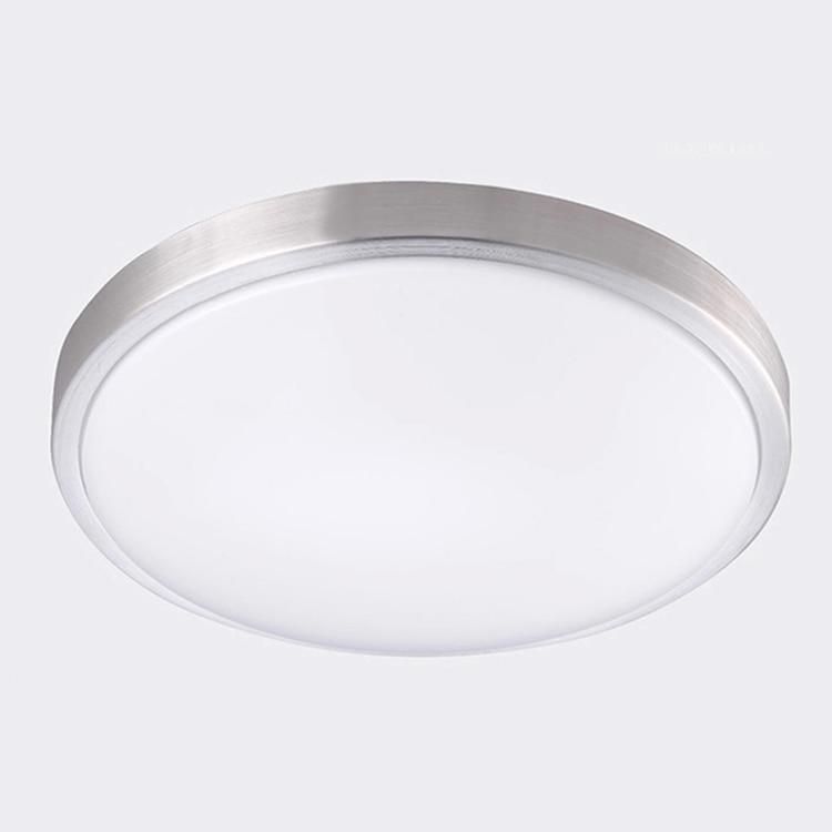 32 w SMD5730 minimalismo de aluminio techo LED para interior led ...