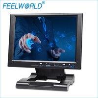Feelworld FW1042AHT 10.4 Inch 800x600 TFT LCD Touch Monitor met HDMI VGA DVI YPbPr AV 10.4