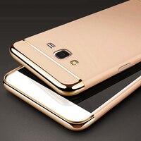Luxury Full Body Protection Matte PC Cover Case For Samsung Galaxy A3 A5 A7 2017 J1 J3 J5 J7 2016 Grand Prime S8 S7 S6 Edge Plus