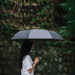 Image 2 - Youpin WD1 自動雨の傘サニー雨夏アルミ防風防水 uv パラソルサンシェード男性女性