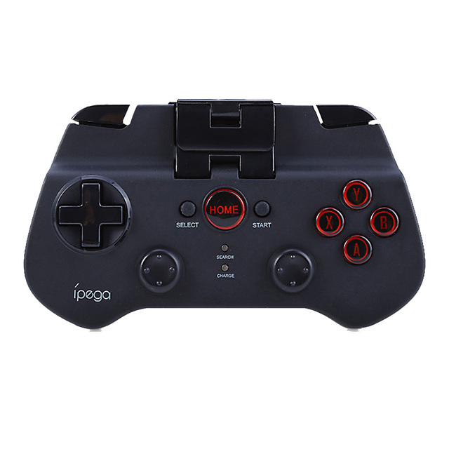 Newest IPEGA PG-9017S Wireless Bluetooth 3.0 Gamepad Game Console TelescopicStand with Stand for Android / iOS / Android TV / PC