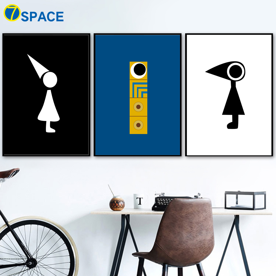 Nordic Posters And Prints Wall Art