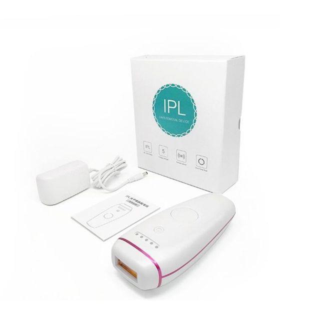 Depiladora láser IPL para mujer, depilación permanente, táctil, cuerpo, piernas, Bikini, fotodepiladora