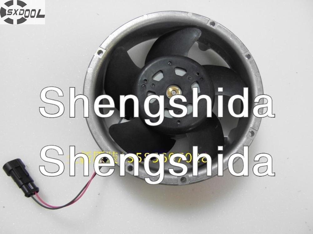 SXDOOL blower fan D1751S24B6CZ-16 1751 24V For ABB inverter fan цена