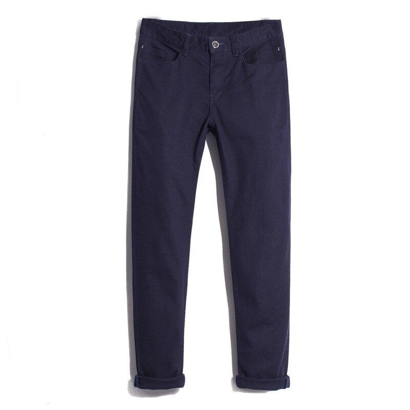 Denyblood Jeans 2017 uuden saapumisen miesten chinoshousut venyttää - Miesten vaatteet - Valokuva 6