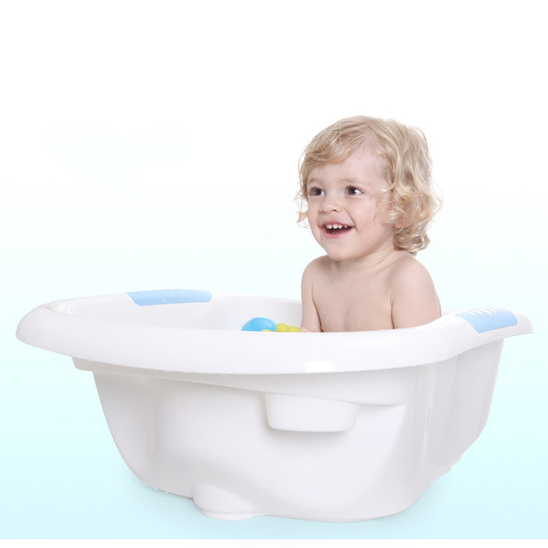 2019 Fashion Bathroom Accessories Folding Baby Shower Bathtub Safety Security Non-Slip Bathtub Bathroom Accessory Cleaning Tool