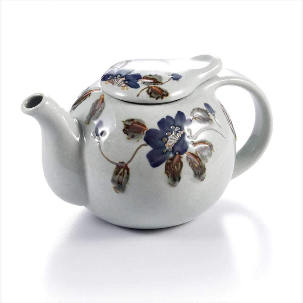 Japanese Handmade Coffee Tea Pot Sets Exquisite Flower Tea