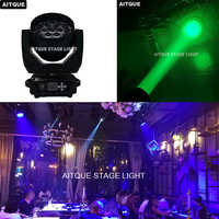 2lot Dj light led moving head light stage light 19x12w rgbw wash zoom moving light