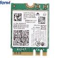 Беспроводная сетевая карта  Wifi адаптер с поддержкой Intel AC 3160 NGW 802.11a/b/g/n BT 4 0  двухдиапазонный  специально для Lenovo 04X6034