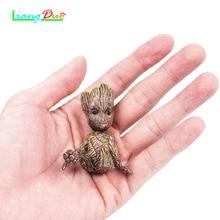Boom Man Baby Action Figure  Phoneholder Grunt for Guardians van De Galaxy PVC Model Speelgoed Standbeeld Ornamenten toys