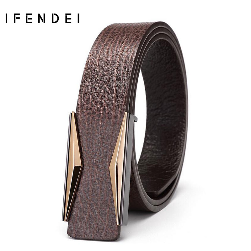 IFENDEI Brand Belt Mens