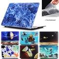 New Star  Cute Print Hard Case For Apple Macbook Air Pro Retina 11 12 13 Retina 15 Laptop Bag For Mac book 13.3 inch Cover PC