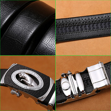 Designer Belts Men High Quality Male Genuine Leather Strap Waist Luxury Brand