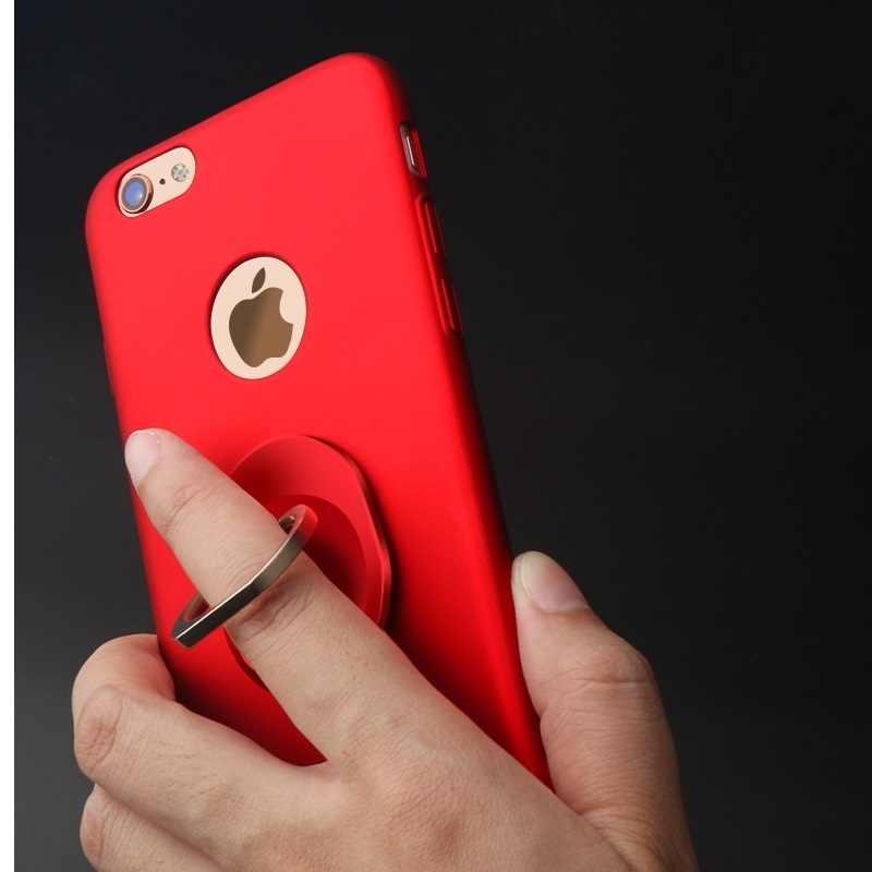 ของขวัญแฟชั่นโทรศัพท์ผู้ถือแหวน Grip สำหรับสมาร์ทโฟน Universal หมุนขาตั้งคุณภาพสูง