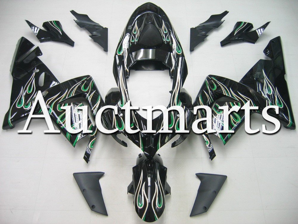Fit for kawasaki ZX-10R 2004-2005  high quality  ABS Plastic motorcycle Fairing Kit Bodywork  ZX10R 04 05 ZX 10R CB23