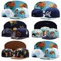 Cayler & sons snapback caps colorido abacaxi 3d impresso boné de beisebol gorras hip hop chapéus do camionista para homens 369