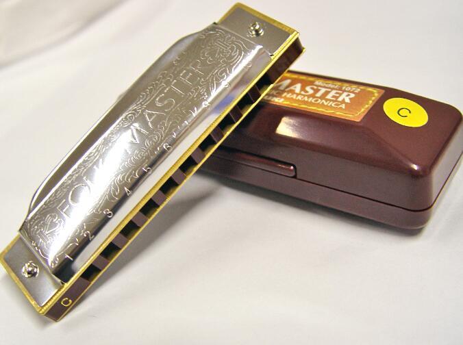 SUZUKI 1072-S Folkmaster Box Set Standard 10 փոս Diatonic - Երաժշտական գործիքներ - Լուսանկար 4