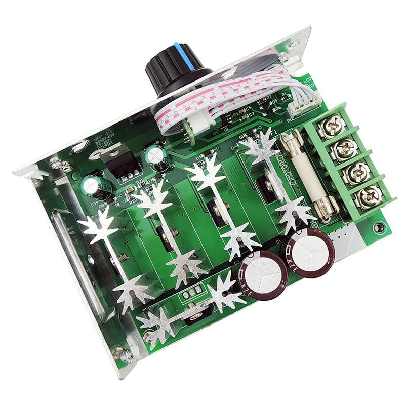 цена на 12V24V36V30A DC Brush Motor Speed Control PWM HHO RC Controller 12V 36V max 1500W