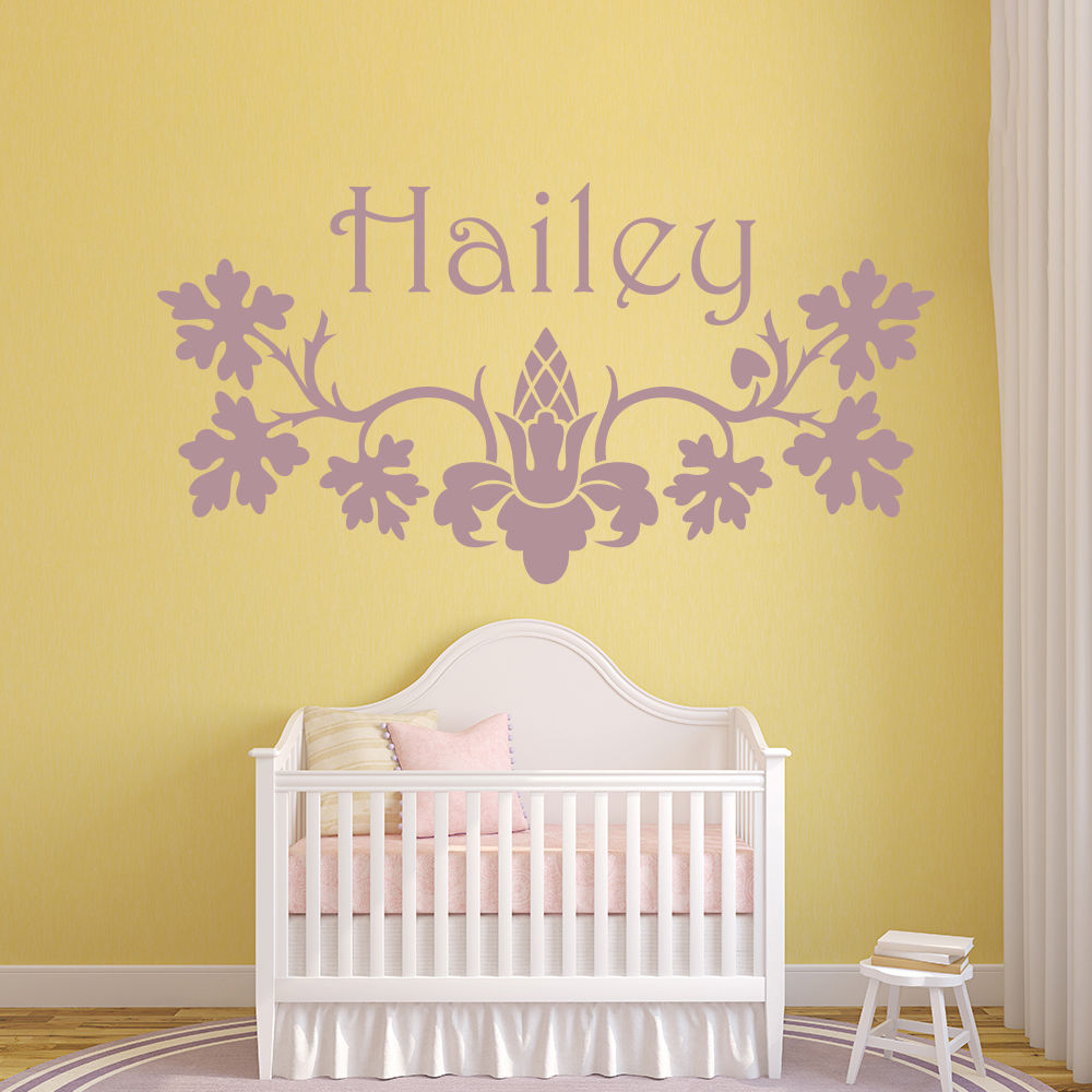 Enchanting Wall Decor Stickers For Nursery Image Collection - Art ...
