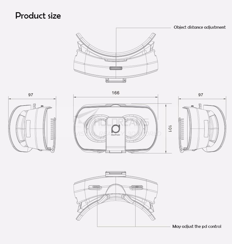 HD-3D Glasses-Deepoon (14)