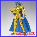 MODEL FANS Freeshipping Bandai Saint Saiya Cloth Myth EX 2.0  Gemini Kanon  Action Figure