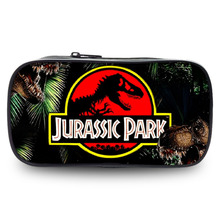 Pencil Pouch Jurassic Park Make Up Cases Women Cosmetic Bags