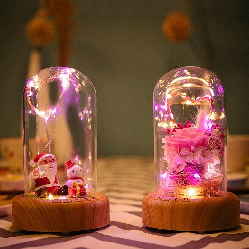Новинка, вечное огненное дерево, Серебряный цветок, светодиодный светильник для помещений, декор для спальни, креативные ночники с функцией...
