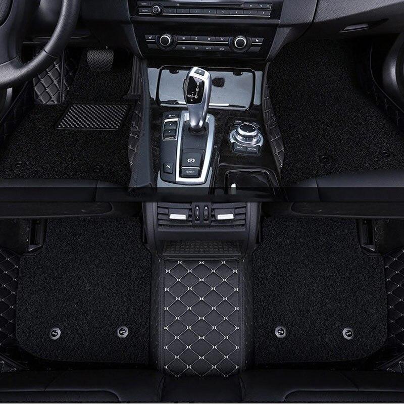 car floor mat carpet rug ground mats for Acura mdx rdx cdx Alfa Romeo Giulia 2018 2017 2016 2015 2014 2013 2012