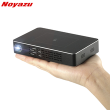 Projector Mini Android DLP Dual WiFi Smartphone 1200 Lumen Pico Film Projecteur with Touch Key Beamer for Home Theater
