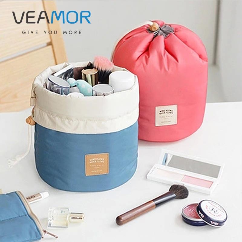 VEAMOR Diseño de cordón Multifunción Maquillaje Bolsas de - Organización y almacenamiento en la casa