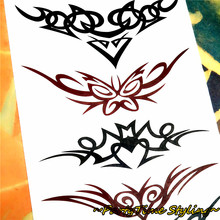Sexy Lace – Waterproof Temporary Tattoo Sticker – Men Women Body Art Also for Cup Glasses Laptop Phone Bike Decoration