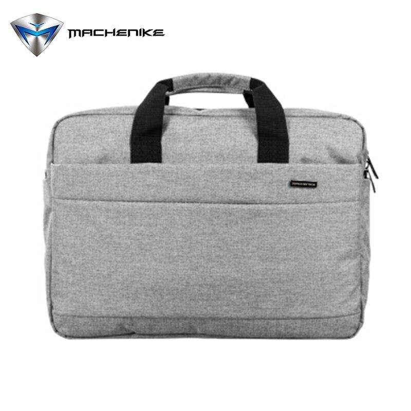 Machenike Gaming Notebook Handbag Blade Runner Pack - Silver Wing Series Fundas Portatil 15.6 For Laptop Business Simple