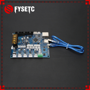 Image 2 - Latest Version Cloned Duet 2 Maestro Advanced 32bit Motherboard With Connected For 3D Printer CNC Machine