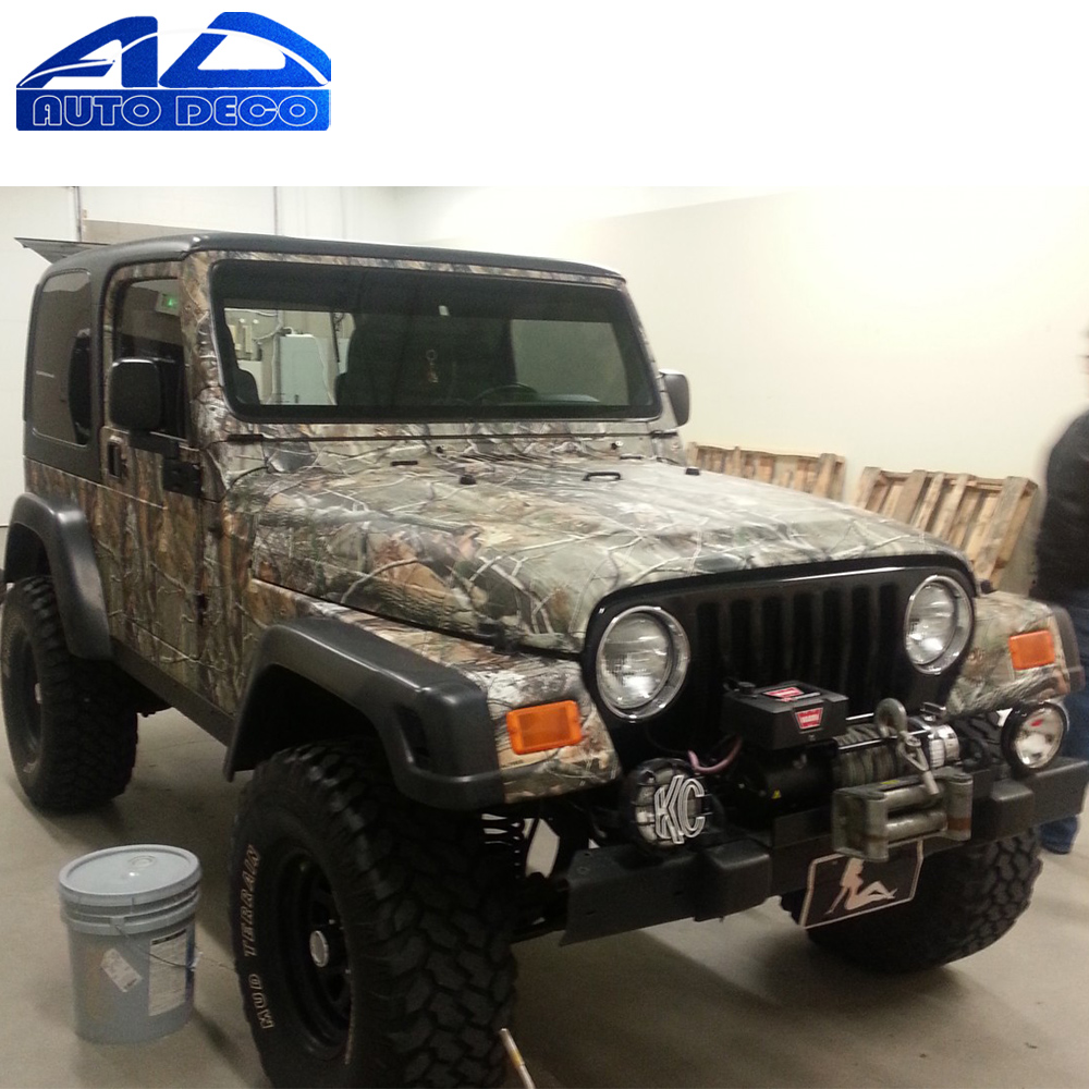 Popular Vehicle Camouflage Wraps-Buy Cheap Vehicle ...