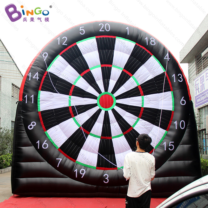 Free express 5 meters high giant inflatable football soccer dart board inflatable soccer darts game for kids funny outdoor games hot outdoor games inflatable football shoot game inflatable football darts inflatable soccer kick games for kids n adults