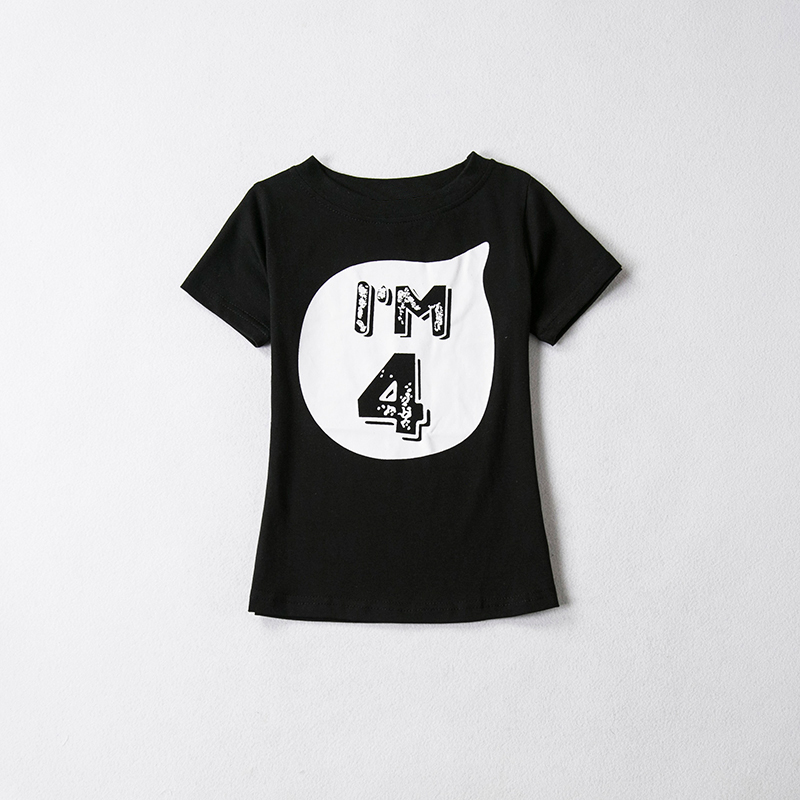 HTB14XbMRXXXXXcvXVXXq6xXFXXXc - 1 2 3 4 5 years Birthday Christmas boy's t shirt cotton t-shirt children's clothing child's tee clothes costume for kids tops