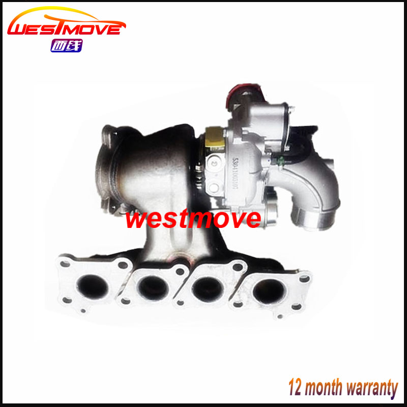 K03 Turbo 288 53039880260 53039880288 53039700260 53039700288 Per Ford Mondeo Per Land Rover Evoque AJ-i4D B4204T7 Ecoboost 2.0L