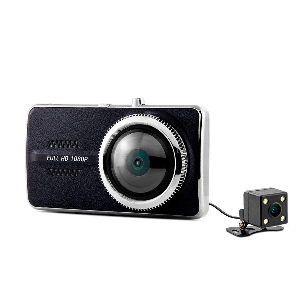 XYCING Y900 Novatek 96658 Car DVR կրկնակի ֆոտոխցիկ 4.0 - Ավտոմեքենաների էլեկտրոնիկա - Լուսանկար 3