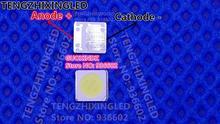 UNI de alta potencia LED Backlight 2W 6V 3535 165LM Cool blanco iluminación LCD trasera para TV aplicación de TV