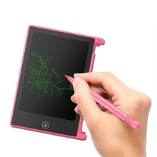 New Arrival 4.5-inch Portable LED Drawing Board Learning & Education Toys For Kids/Childrens Electronics Painting Gift