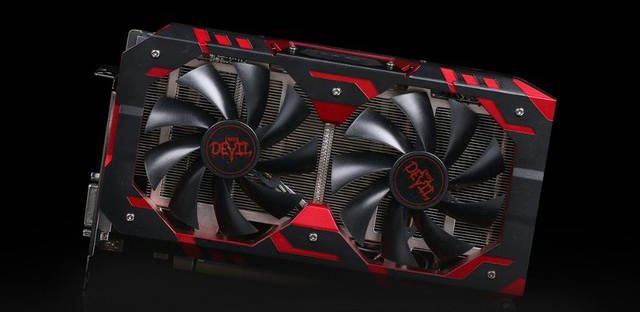US $87 38 |BYKSKI Water Block use for PowerColor RX580 Red DEVIL 8G RX590 /  Video Card Full Cover Graphics Card Copper Radiator Block RGB-in Fans &