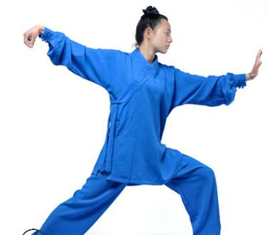 Traditional Wudang Daoist Uniform 4