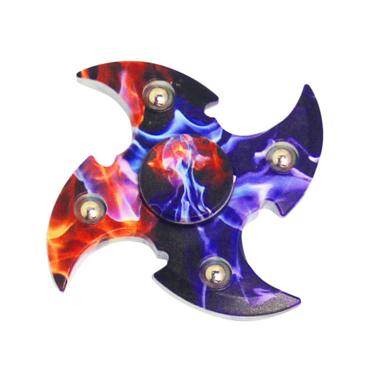 Triangle Fidget Spinner Anti Stress Cool Finger Spinner Hand Toy Spinning Top EDC Toy Cube Gifts For Autism ADHD Kids fidget hand spinner brass metal edc finger spinner anti stress hand spinner for autism adhd toys gift spinning top