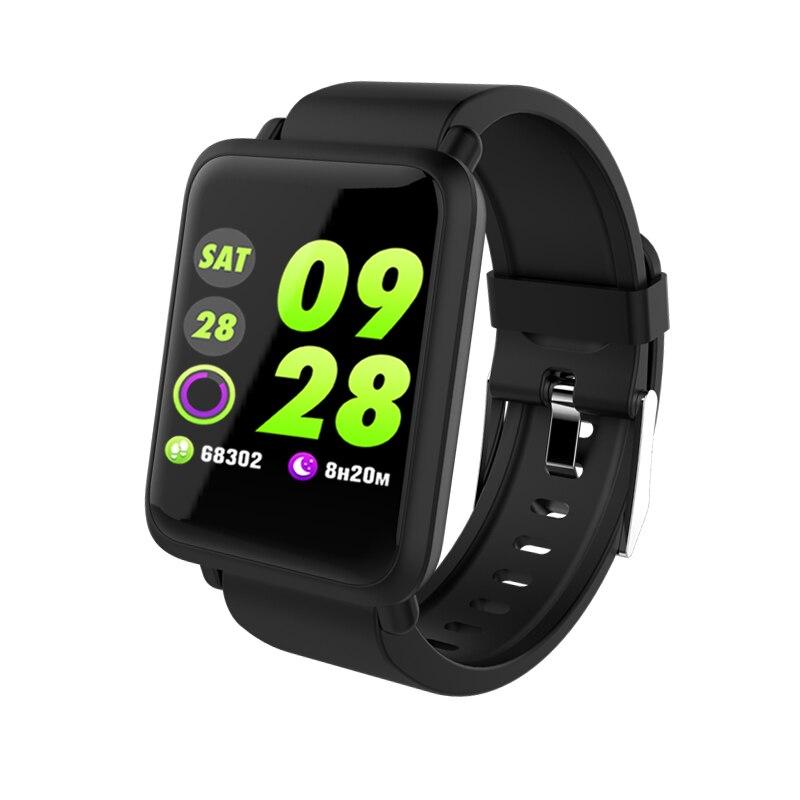 Sport Schwimmen Smart Uhr Gorilla Glas Blutdruck Herz Rate Monitor IP68 Wasserdicht männer smartwatch Für Apple Xiaomi Huawe