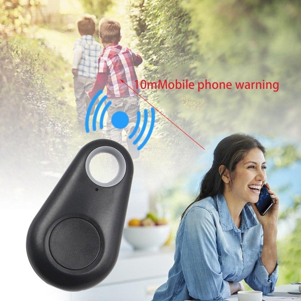 Schneidig Bluetooth 4,0 Smart Finder Bidirektionale Anti Verloren Gps Alarm Gerät Intelligente Auto Pet Kind Tracing Locator Brieftasche Schlüssel Tracker