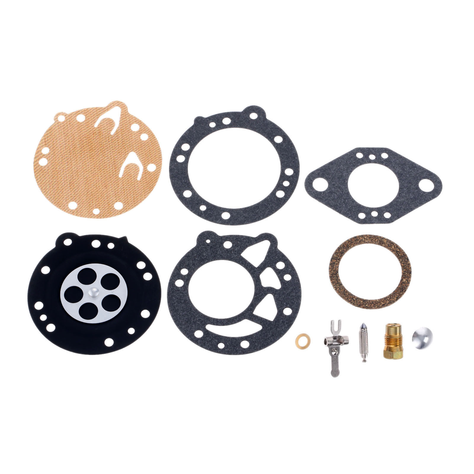 DRELD RK-88HL Carburetor Repair Kit For Tillotson RK-88HL HL Homelite WIZ ZIP Stihl/ Ryobi Carbs TRIMMER CHAINSAWS PARTS