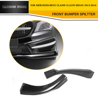 100 Brand New Auto Car Side Splitters Car Front Aprons For Benz Fit For Benz W117
